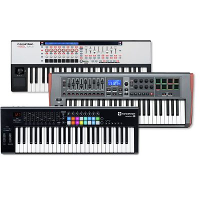Keyboards & Controllers