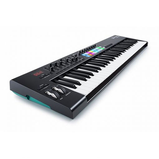 novation launch key 61 midi keyboard