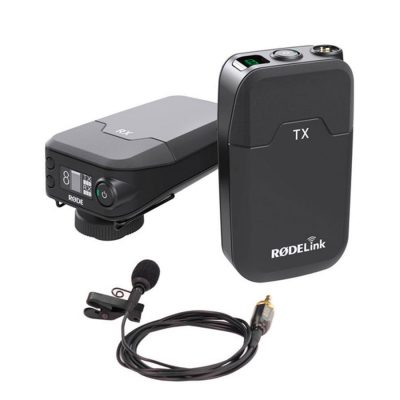 rode wireless filmmaker kit